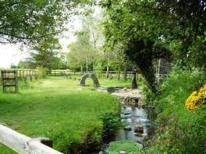 St. Brigid's Well, Kildare Cultural Heritage Center, Ireland