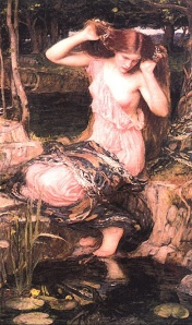 Lamia, by John William Waterhouse