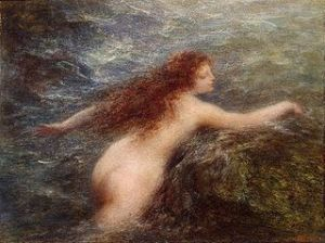 Naiad, by Henri Fantin-Latour (State Hermitage Museum St. Petersburg