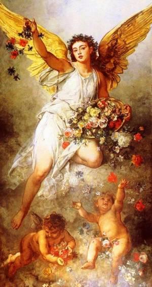 Eirene, by Ludwig Knauss, circa 1850-1888 (Image courtesy of WikiCommons)