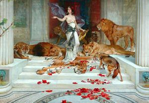 Circe (1889), by Wright Barker.