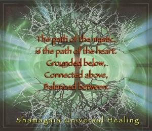 ShamaGaia Universal Healing Archive