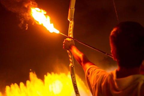Esamir Spring Olympics - Hajko 2017 Archer-barcelona-olympics