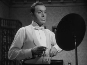 Charles Boyer as gaslighting-sociopath extraordinaire in the 1944 film, Gaslight.