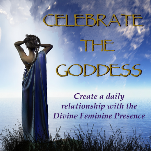 Jamie joins a wonderful group of women for the Celebrate the Goddess gathering coming this August. Click the image to sign up and see the list of Divinely Feminine interviews - including Jamie's Black Madonna call.