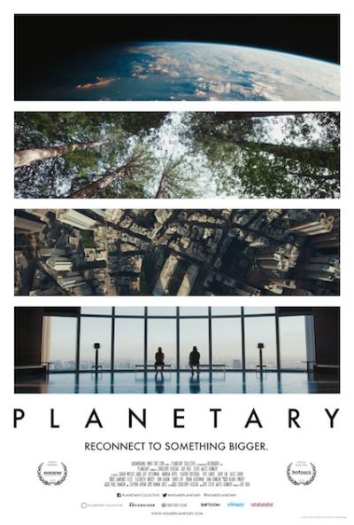 The Planetary Film Poster. Image courtesy of the Planetary Film Team.