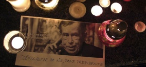 Václav Havel remembered. Photo courtesy of VoxEuorp.eu.