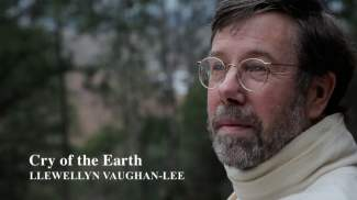 Llewellyn Vaughan-Lee, A Cry for the Earth. Image courtesy of spiritualecology.org.