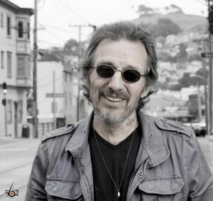 John Trudell. Photo by Matika Wilbur, Project562, Indian Country Today Media Network (see the link to the obituary in the post).