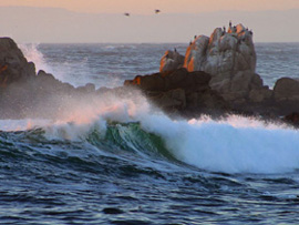 Big Sur, California. Public domain photo by Jon Sullivan, PD Photo. Thank you, Jon!