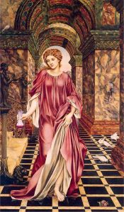 Medea, by Evelyn Pickering DeMorgan. PD-US, Wikimedia.