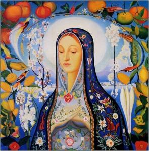 Hildegard of Bingen (The Catholic Catalogue).